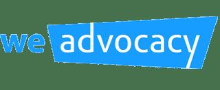 weadvocacy logo
