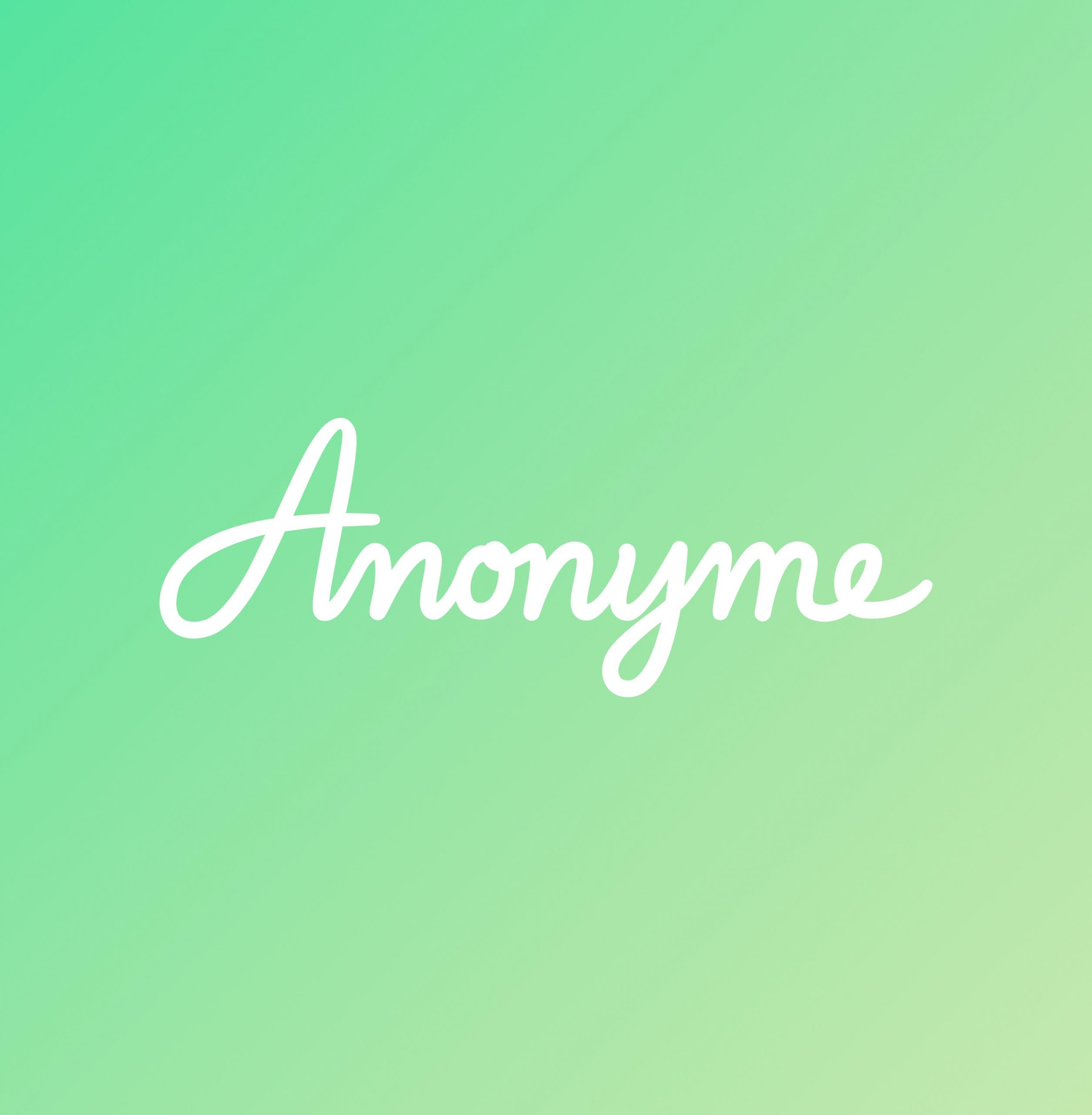 Anonyme.community